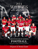 2014 Football Program Pages