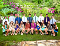 2014 Homecoming Court Portraits